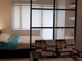 Hotel photo: Experience Staycation at Unit 3668 Breeze Residences