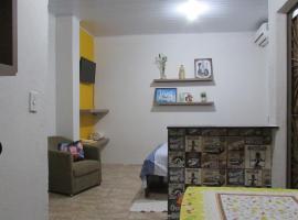รูปภาพของโรงแรม: Lindo Apartamento Central