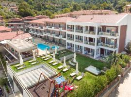 Hotel photo: Ntinas Filoxenia