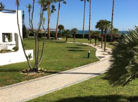 Hotel photo: Apartamento Pé na Areia, Clube Nautilus, Porches