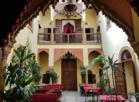Hotel photo: Riad Marlinea