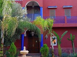 Hotel photo: Villa mille et une nuits