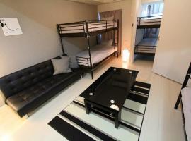 Hotel photo: Axas Higashi Shinjuku Asyl Court #VK1