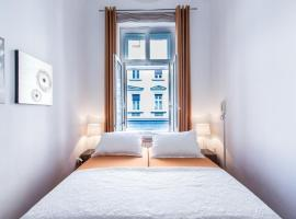 A picture of the hotel: Main Square apartment TI
