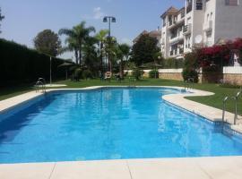 Hotel photo: Apartamento playa - Puerto Banus
