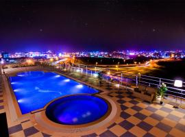 Hotel photo: Al Murooj Grand Hotel