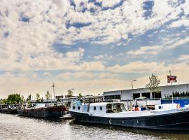 Hotel photo: B&B Woonschip Robbedoes