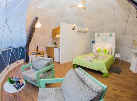 A picture of the hotel: Eco Dome Experience