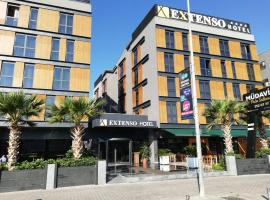 A picture of the hotel: Extenso Hotel