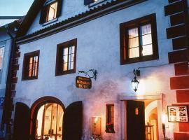 Hotel near Český Krumlov