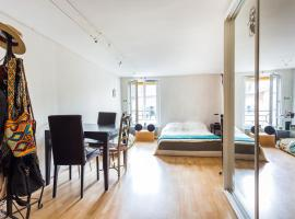 A picture of the hotel: Studio in the heart of Paris - Latin Corner