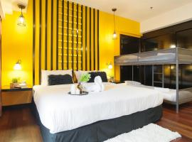 Hotel photo: Sunway Resort Suite @ Pyramid 20105 by Miko's Home