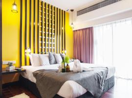 Hotel photo: Sunway Resort Suite @ Pyramid 16108 by Miko's Home