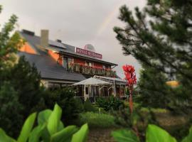 Hotel near Kretynga