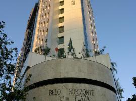Hotel fotoğraf: Belo Horizonte Plaza