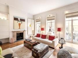 Hotel kuvat: Bright and spacious apartment