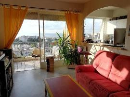 Fotos de Hotel: Appartement vue mer