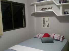 A picture of the hotel: Kitnet fofa para 2 (pode ser até 4)