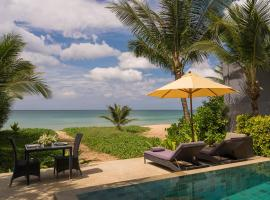 Hotel photo: Infinity Blue Phuket - an elite haven
