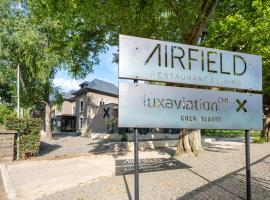 A picture of the hotel: Luxaviation Crew Resort by Airfield