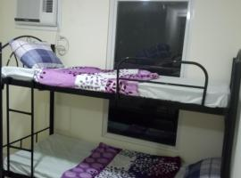 होटल की एक तस्वीर: Manila Hostel by Trece