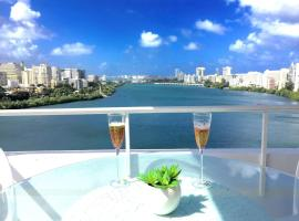 Hotel photo: LAGOON & OLD SAN JUAN EXPERIENCE AT THE HEART OF CONDADO SAN JUAN