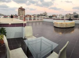 Hotel near Dair al-Balah