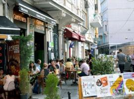 Фотографія готелю: Galatasaray Terrace Apartment