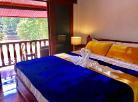 Hotel photo: Sok Villa Namkhan Riverview (Apartments)