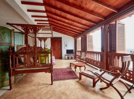 Hotel photo: Swahili Dreams in Stone Town Lamu