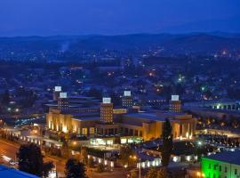 Foto do Hotel: Modern 3 Room Apt in the Center of Dushanbe (Great Location)