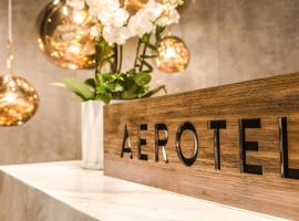 Hotel Photo: Aerotel Guangzhou ( in International Departure Airside)