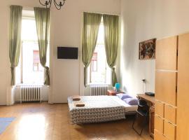 Hotel photo: Bazilika Rooms