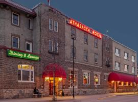 Hotel Photo: Athabasca Hotel