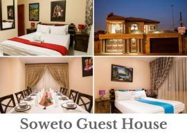 Hotel foto: Ekuthuleni Guest House - Soweto