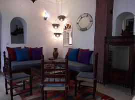 Hotel photo: MON REPOS : Quiet and spacious 4 bedroom house in Asilah's Medina