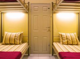 Hotel photo: Pondok Backpacker City Square