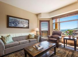 Hotel photo: Sundial 1 Bedroom Mountain Suite