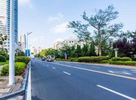 Hotel photo: Qingdao Shinan·Wusi Square· Locals Apartment 00155160