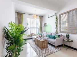 Фотография гостиницы: Changsha Tianxin·Wuyi Square· Locals Apartment 00165870
