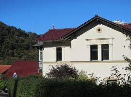 Hotel photo: Villa Heimburg