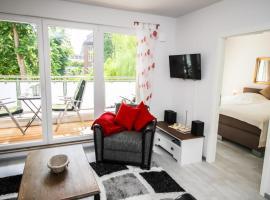 Hotel photo: Ferienwohnung Strandvilla Augustusbad 14