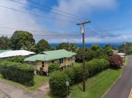 Hotel photo: Hale Pikonia in Historic Honokaa Town