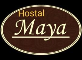 Hotel Foto: Hostal Maya