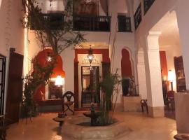 Hotel fotoğraf: Dar Oulhoum