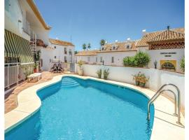 A picture of the hotel: Three-Bedroom Apartment in Mijas