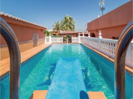 Hotel foto: Three-Bedroom Holiday Home in Motril