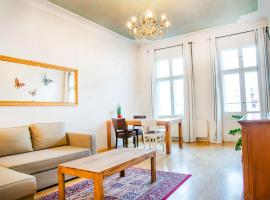 A picture of the hotel: Apartment Winsstr. 68