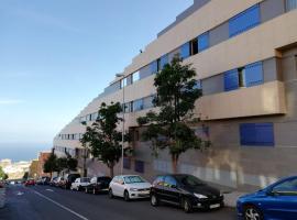 A picture of the hotel: apartamento en santa cruz de tenerife