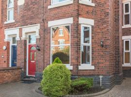 Hotel photo: Townhouse @ Hungerford Road Crewe
